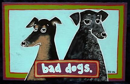 Folkartdogs